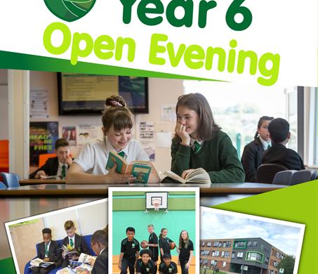 Y6 Open Evening 2021