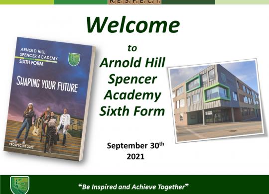 Sixth Form Open evening slides 2021